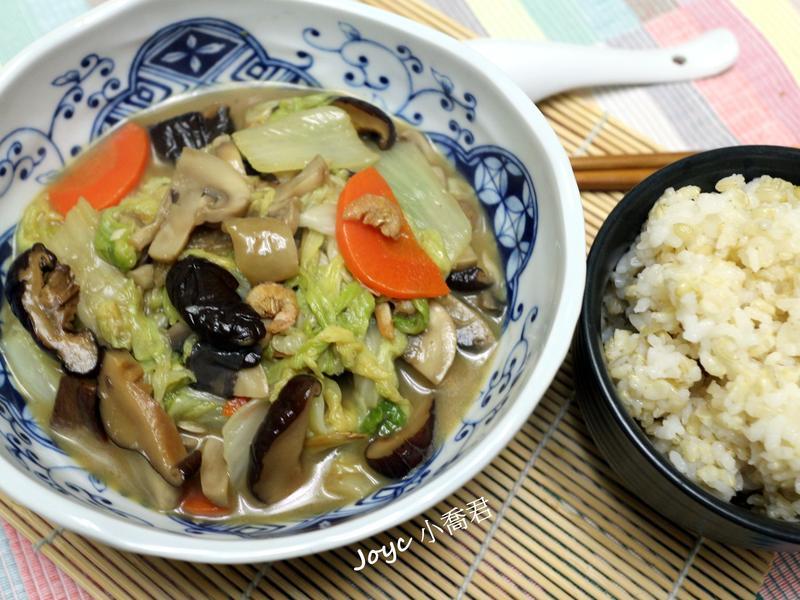 家常美味配飯白菜滷