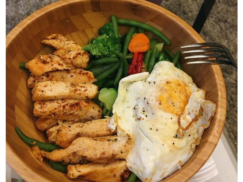 營養健身餐