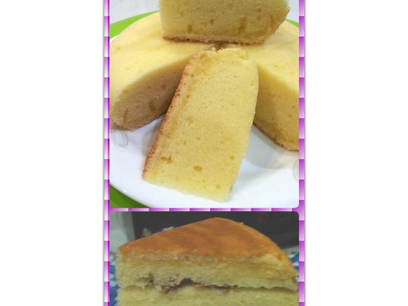 电饭锅牛油蛋糕