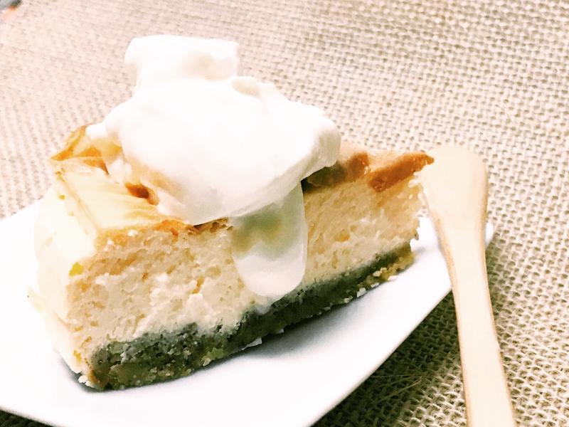 低醣重乳酪蛋糕(生酮、無澱粉)