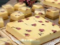 櫻花乳膠小蛋糕