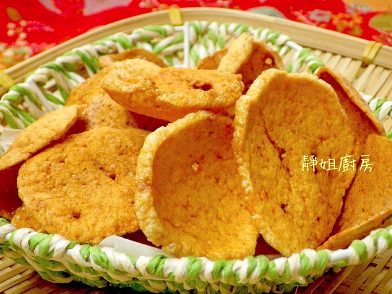台南炸蝦餅