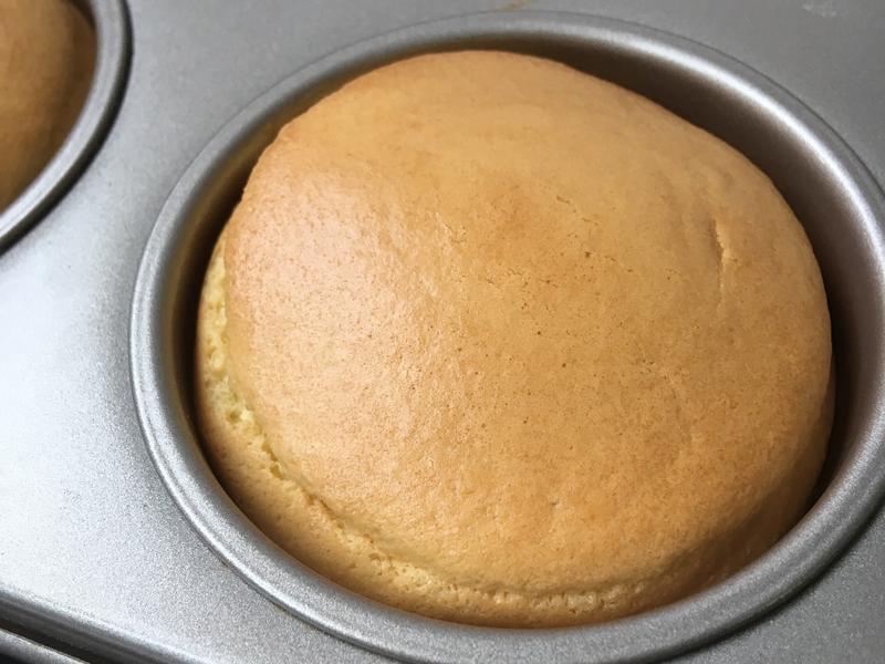 海綿蛋糕-分蛋法