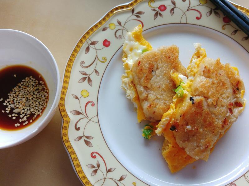 蘿蔔糕/菜頭粿 - 電鍋版