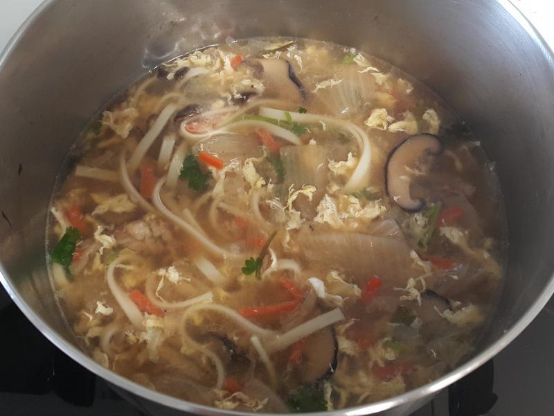 【極簡二次料理】滷白菜湯麵