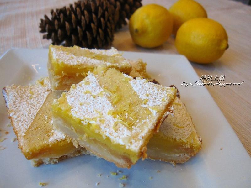 美式檸檬派