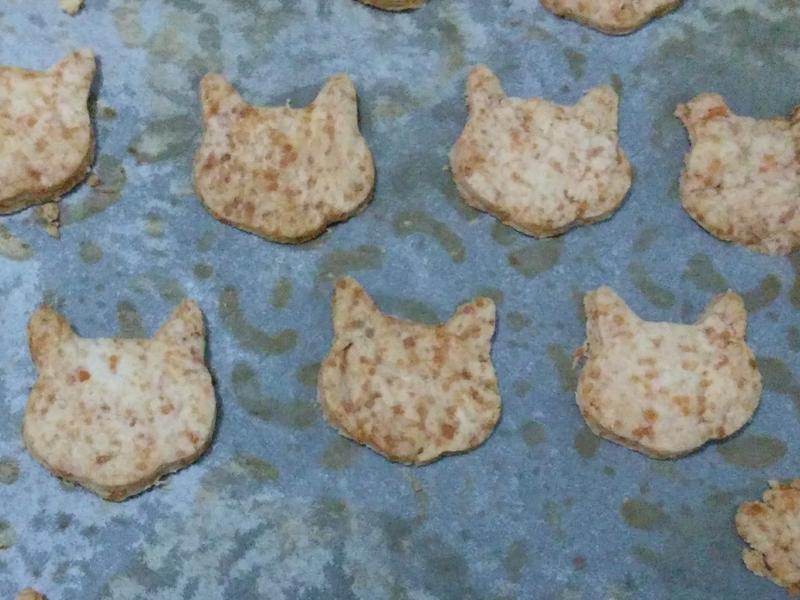 小餅乾 (無牛油)