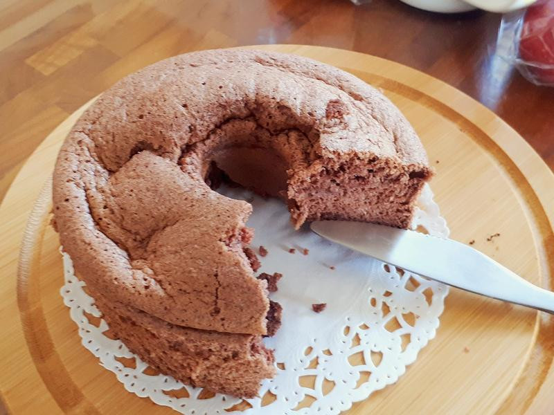 可可全麥威風蛋糕