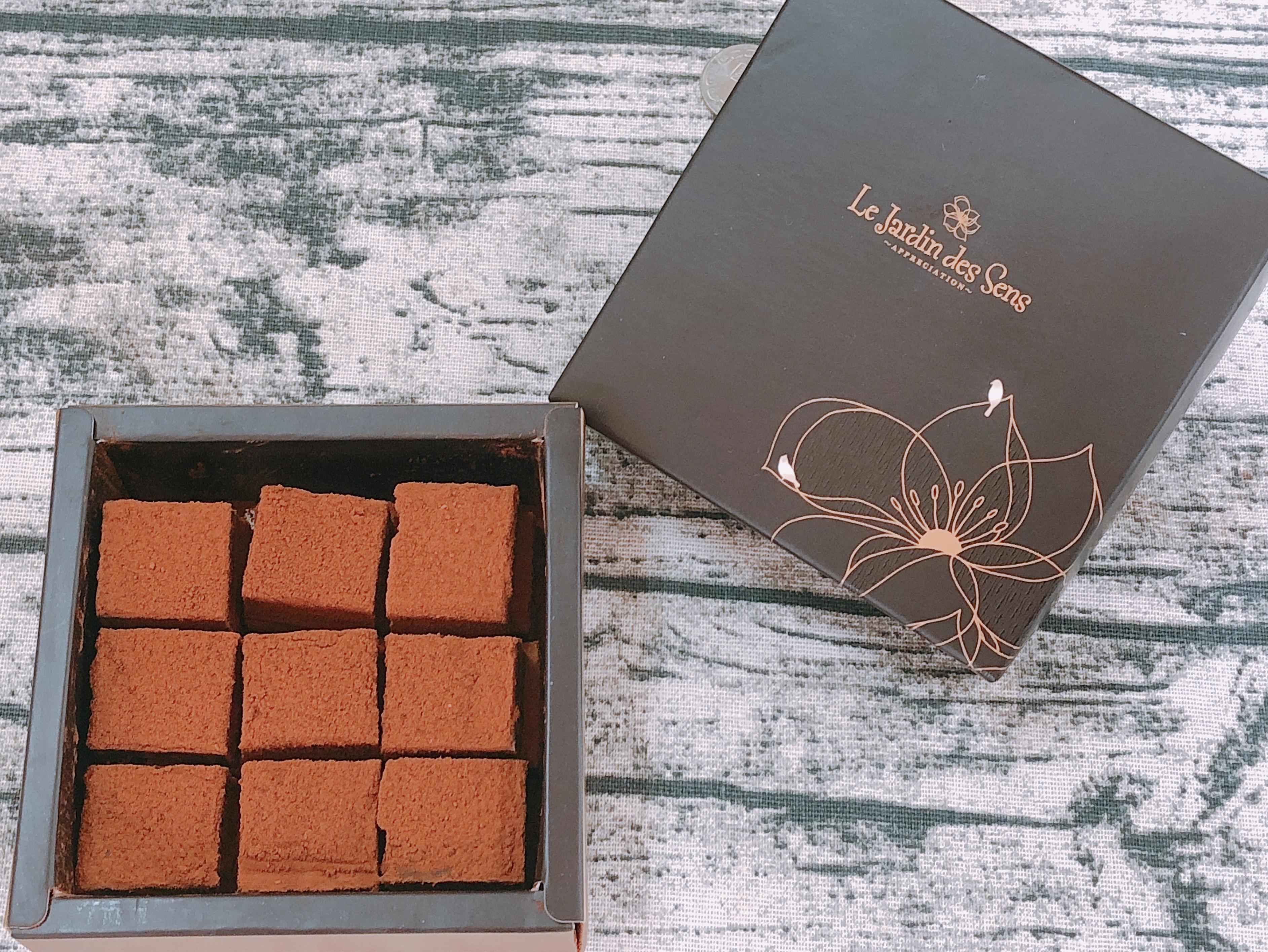 【影片】生巧克力製作   巧果工作室