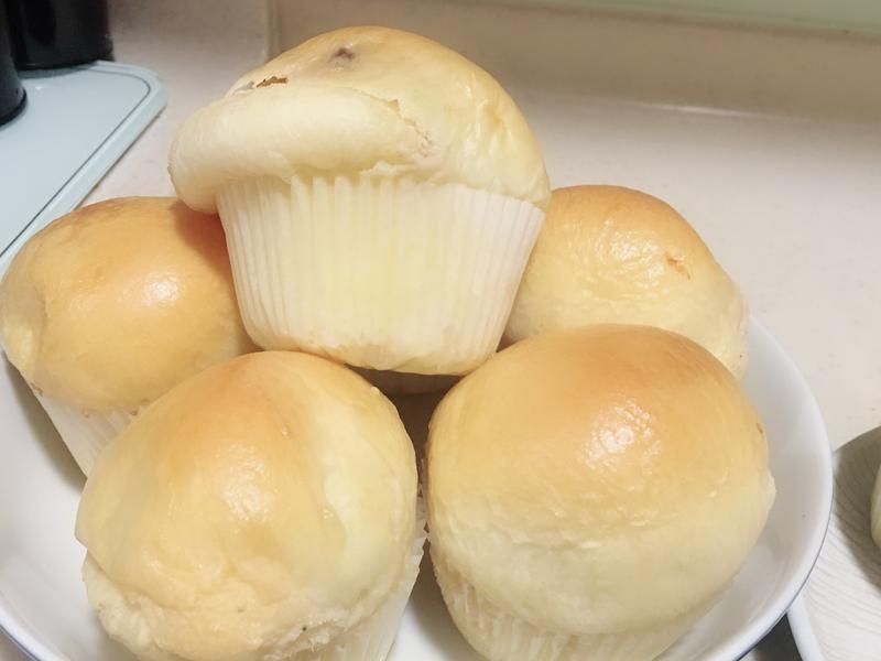 布里歐乳酪奶酥麵包
