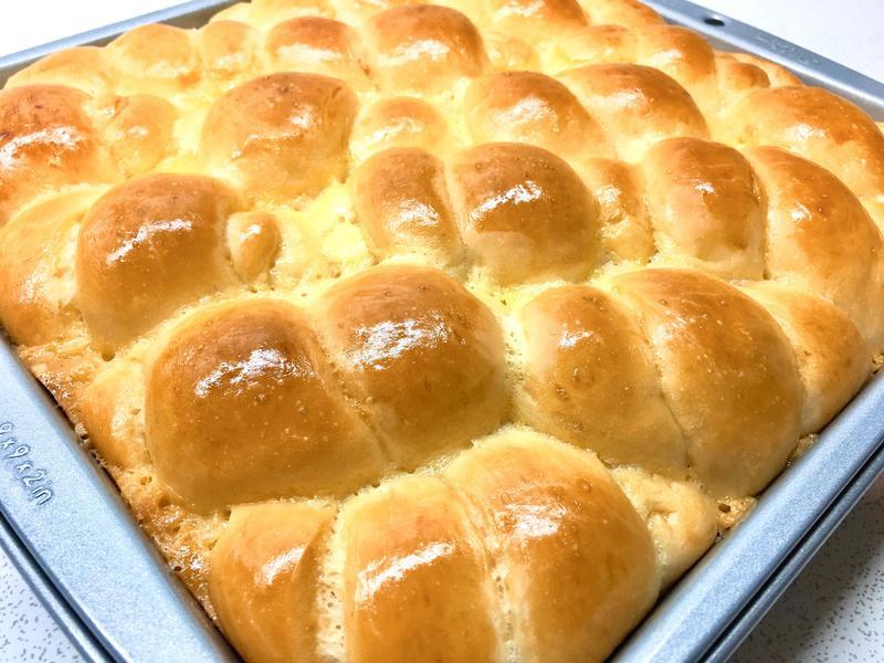 冷藏法—鮮奶油餐包