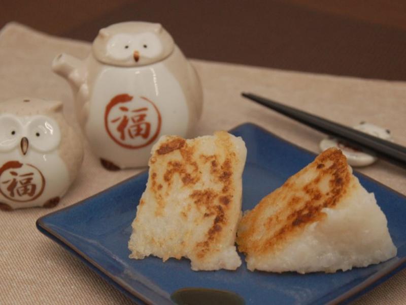 富貴蘿蔔糕~年菜餐桌(1)