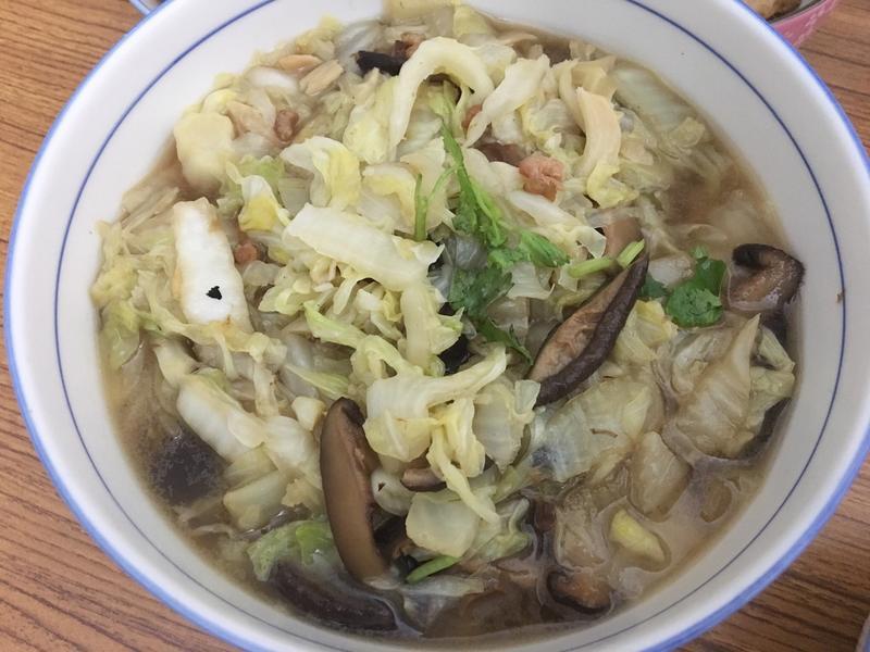 無肉低熱量炒白菜