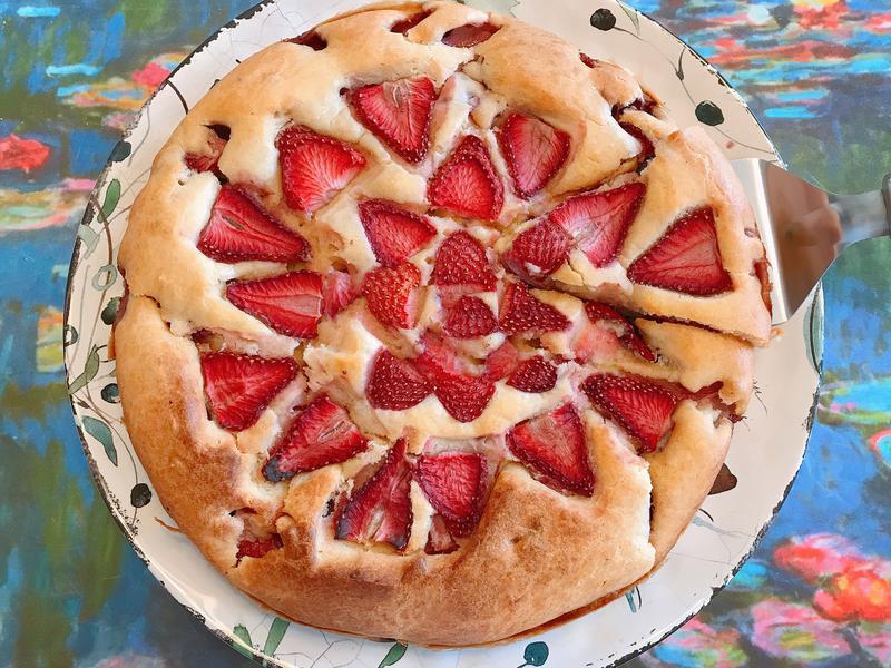 草莓起司蛋糕