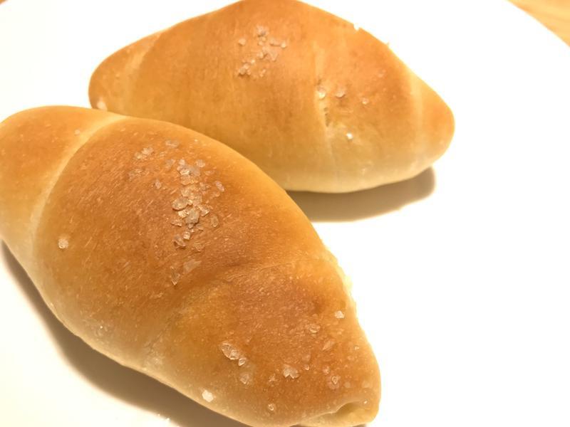 超簡單👌🏻鹽奶油麵包📌完美比例