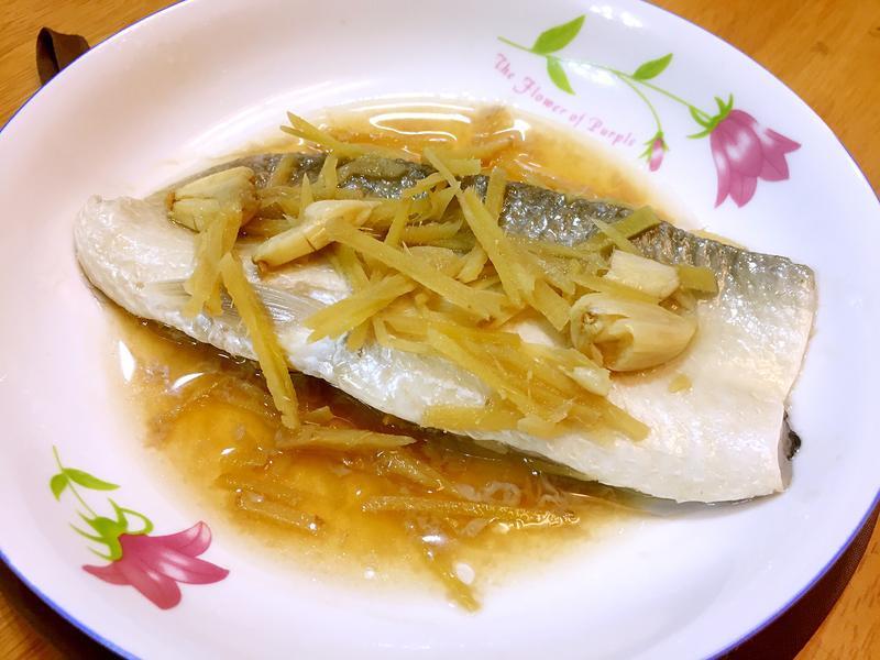 清蒸虱目魚肚(1人份輕鬆上桌的幸福美味)