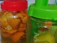🍊🍋自製天然去油清潔劑🍋🍊
