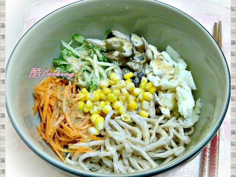 酷Cooking❤日式蕎麥涼麵