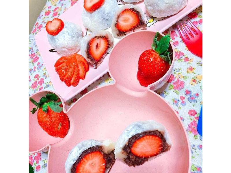 ❤草莓大福❤