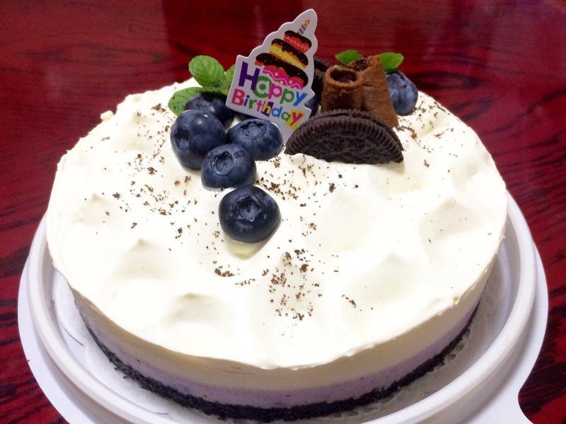 免烤箱!莓果乳酪蛋糕