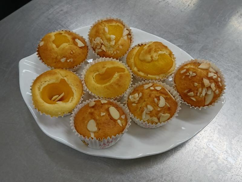 水蜜桃磅蛋糕