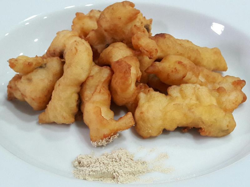 酥炸黃魚條佐胡椒鹽 年菜 宴客 家常菜