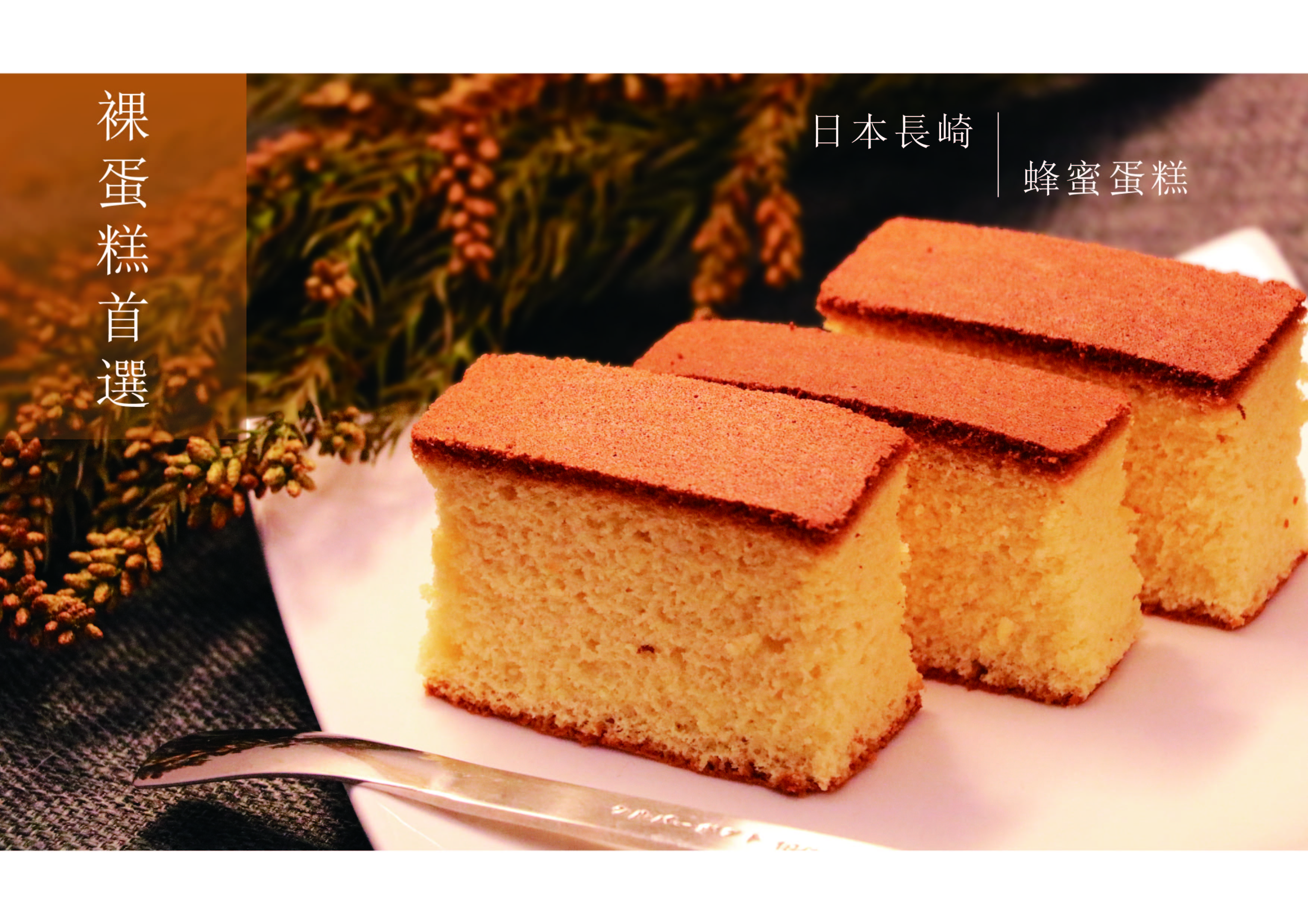 長崎蜂蜜蛋糕  -  新手適用詳解