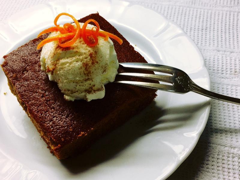 Ginger Cake 暖薑蛋糕