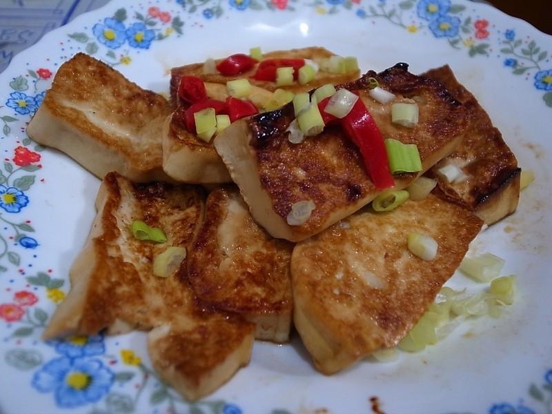 ★蘋★醬燒豆腐料理