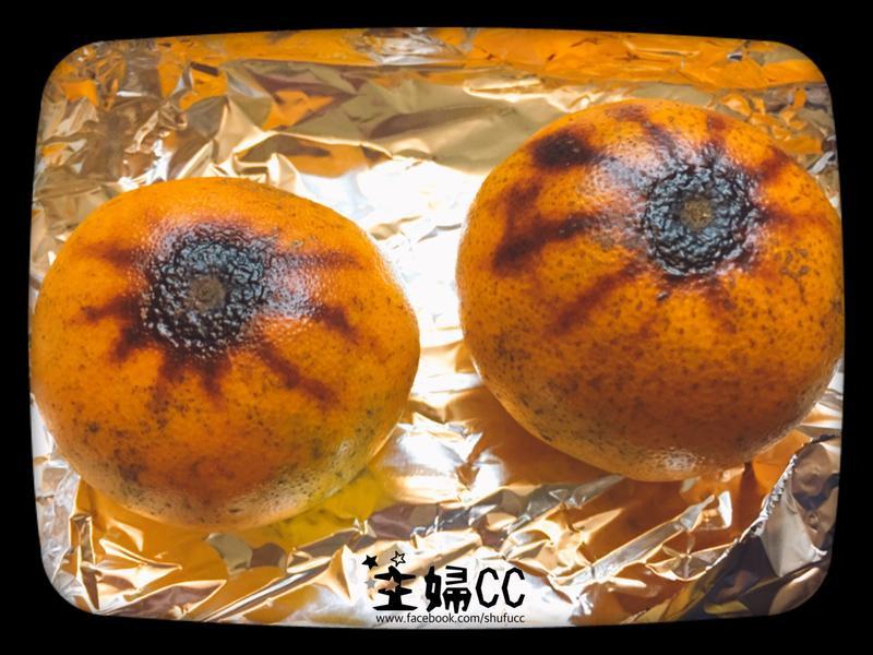 《烤箱幫幫忙》烤橘子