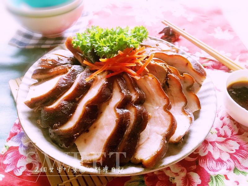 鴻運當頭蹄膀【電鍋年菜】亨式蕃茄醬