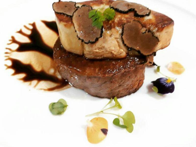 羅西尼牛排Beef Rossini