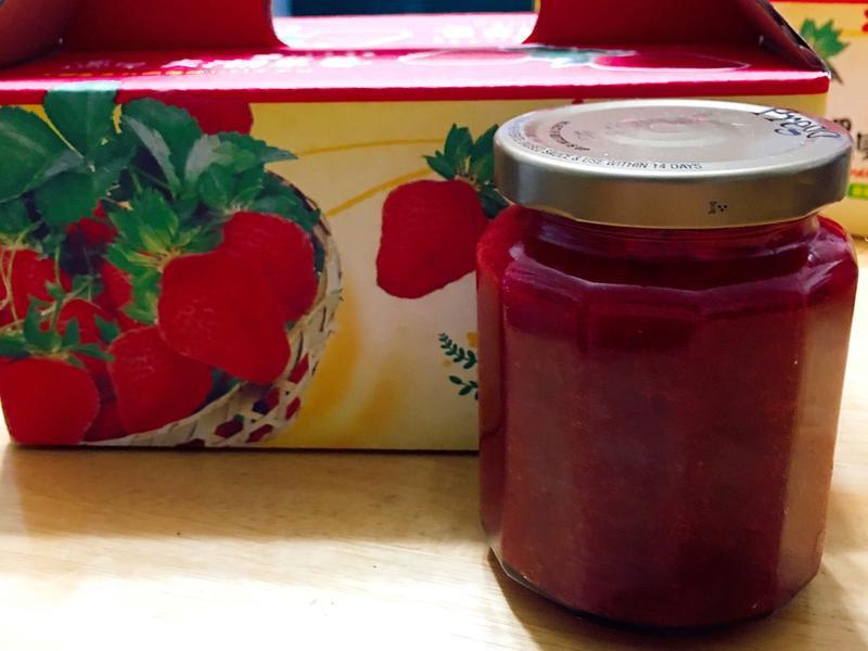 草莓果醬🍓