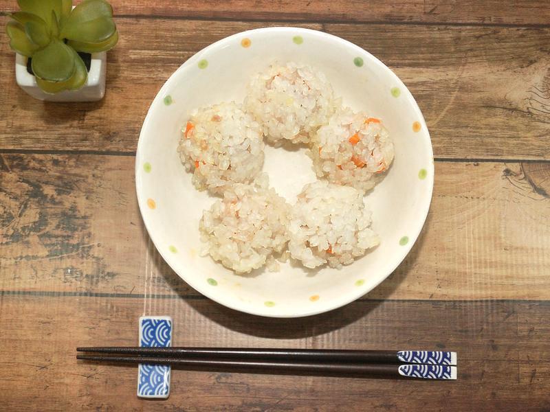 晶瑩珍珠丸~年菜餐桌(2)