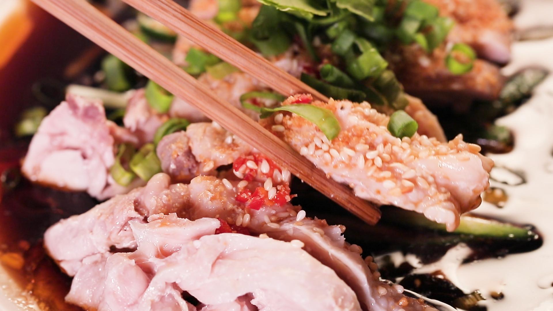 川味口水雞