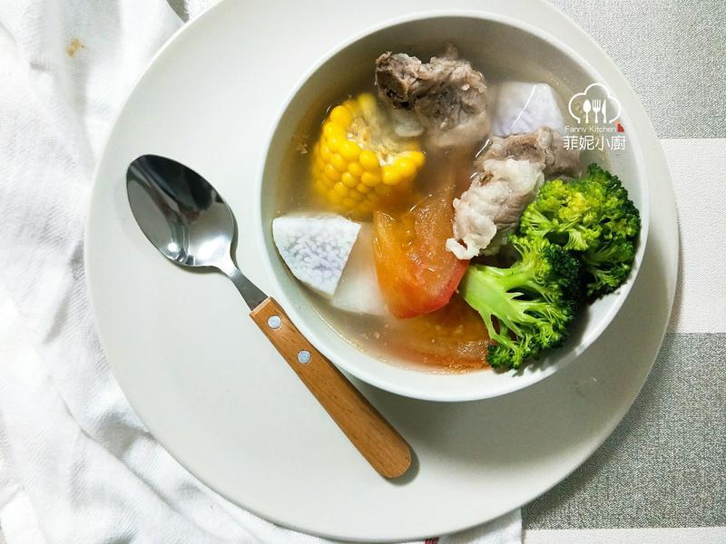 元氣滿滿 蔬菜湯