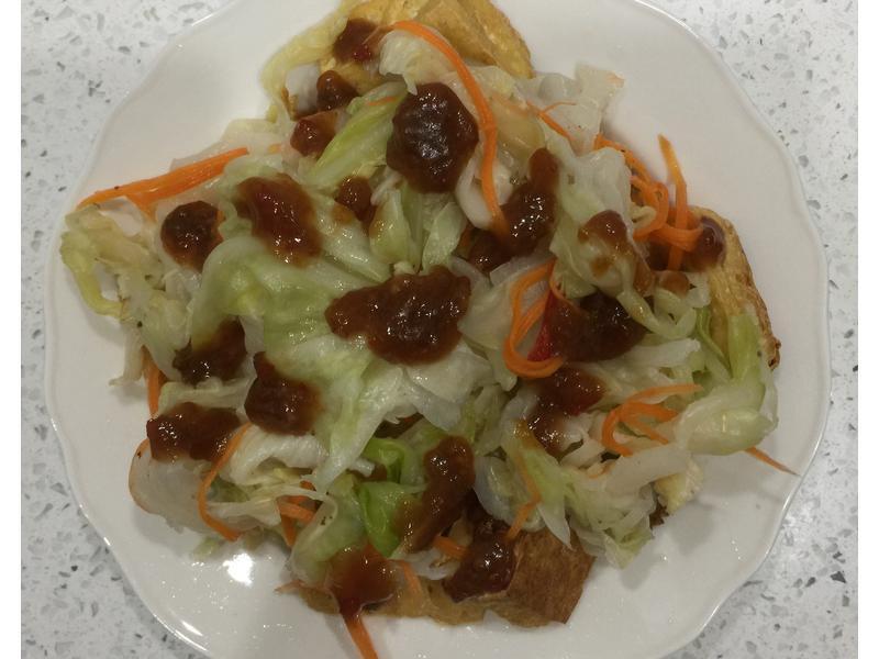 台式泡菜(素食可)