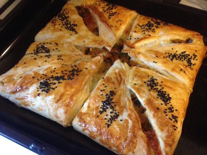 土式薄瑞克12---青蒜紅蘿蔔口味
