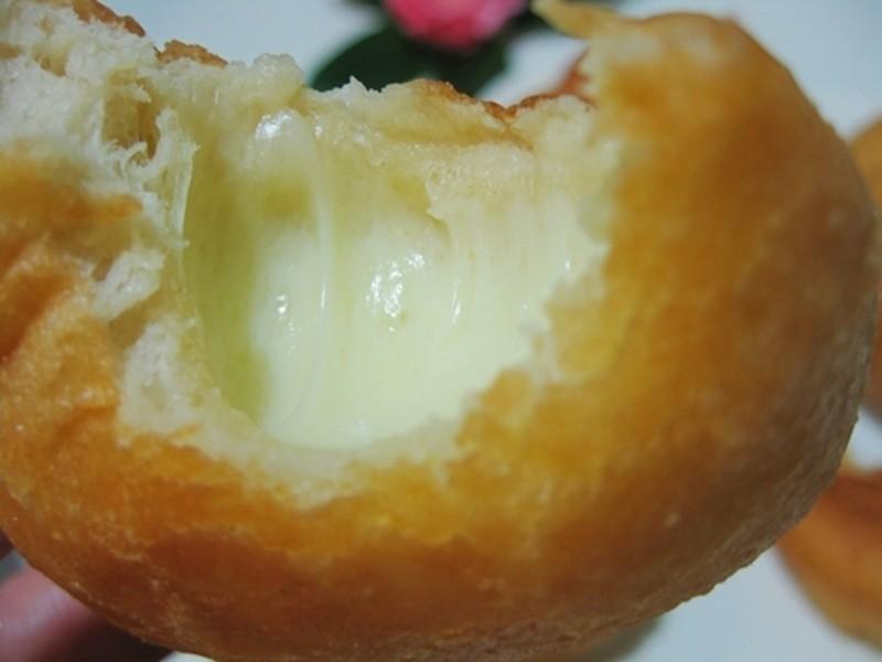 美味的Mozzarella煎餅
