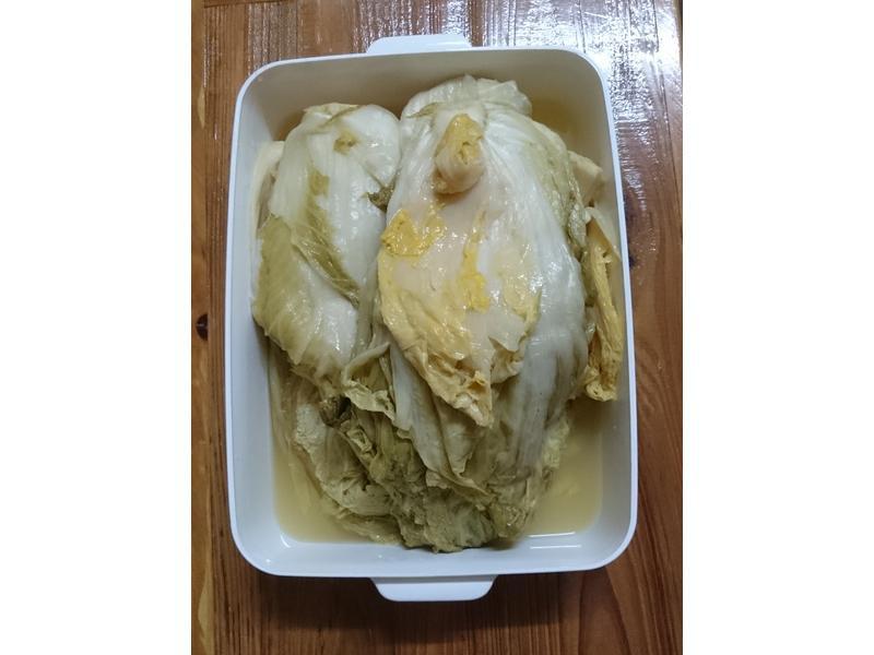 美味酸白菜~新手一次成功零技巧的冬季佳肴