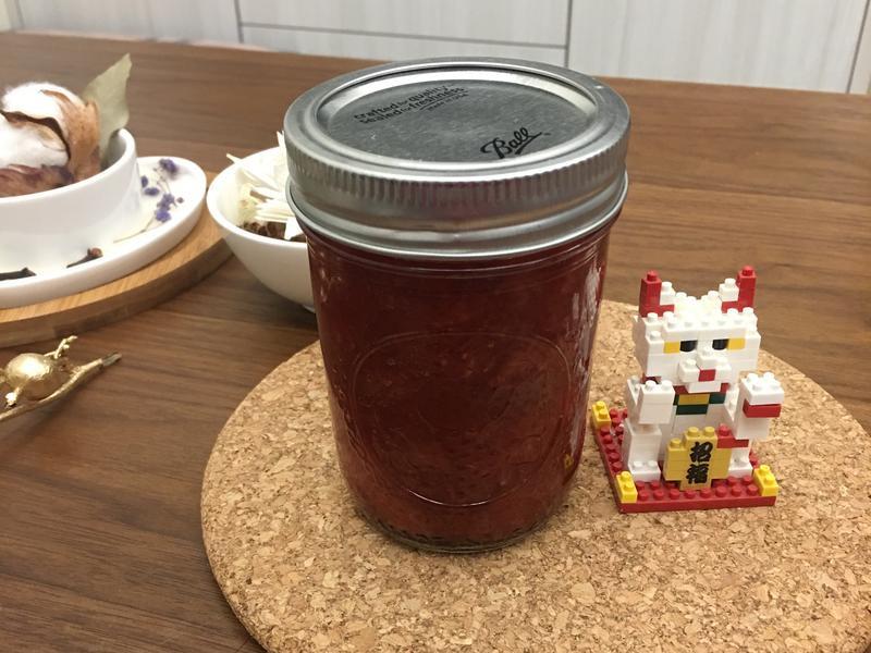 大人味草莓果醬