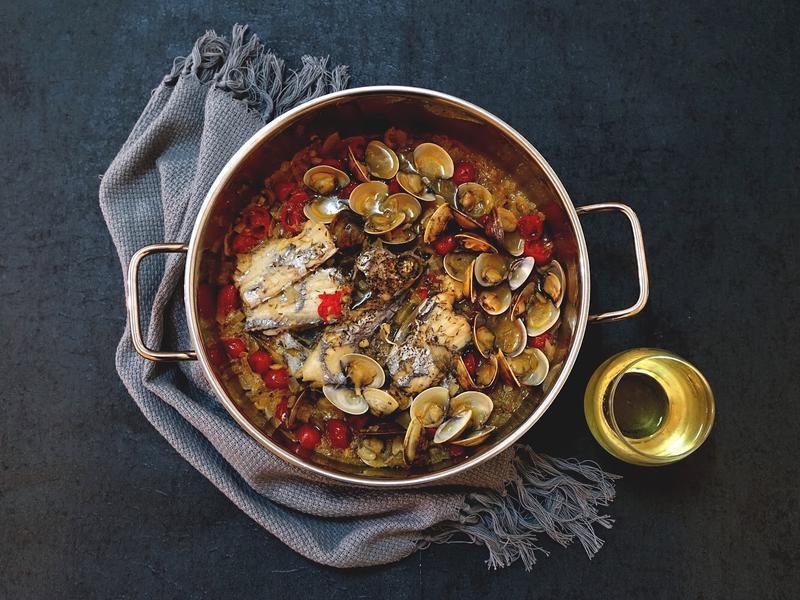 戰士雜煮🐟義式水煮魚
