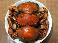 辛香美味-五香乾蟹