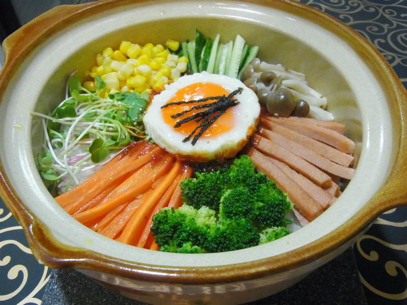 【韓式】石鍋拌飯