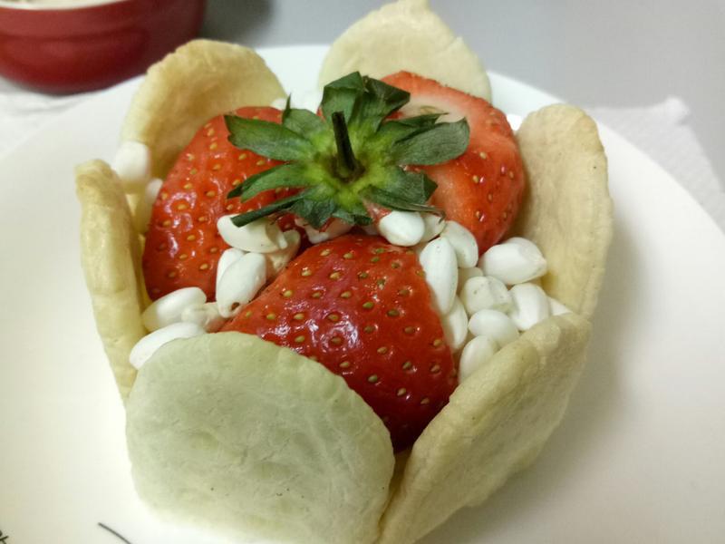 幼兒草莓蛋糕