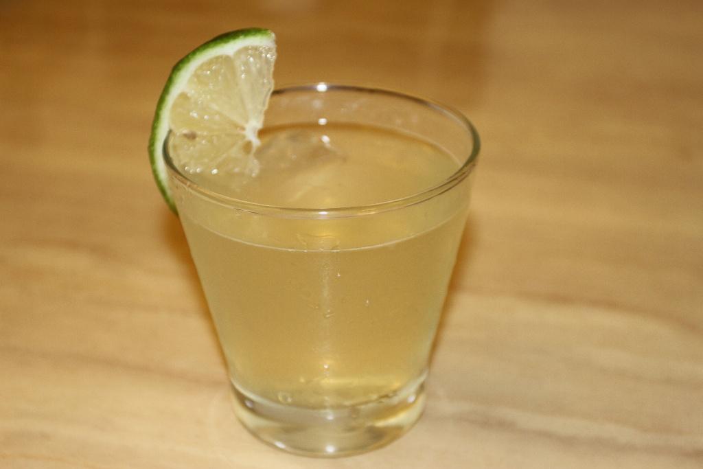 透心涼蜂蜜檸檬汁