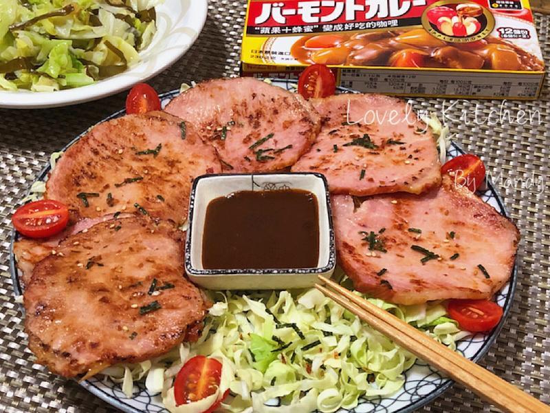 咖哩焙燒里肌肉【年菜】