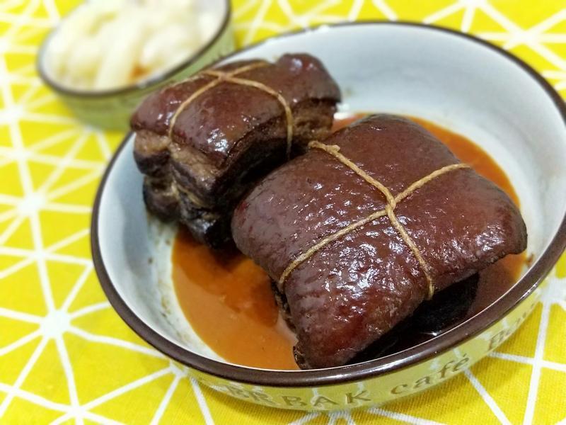紹興東波肉