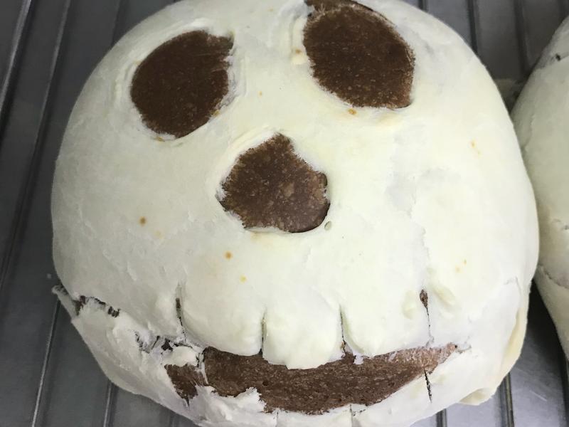 亡者麵包(巧克力歐克麵包)