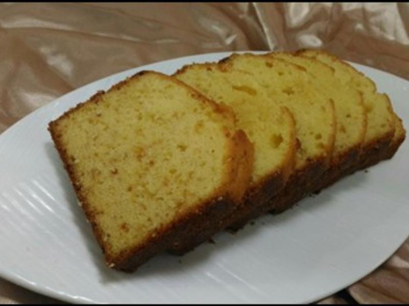 柚子磅蛋糕